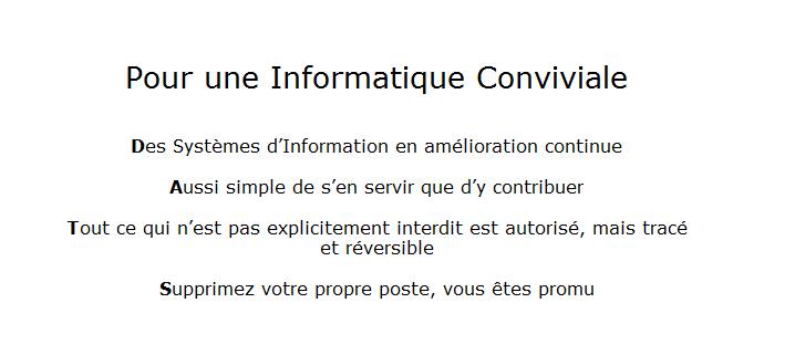 Manifeste de l'Informatique Conviviale