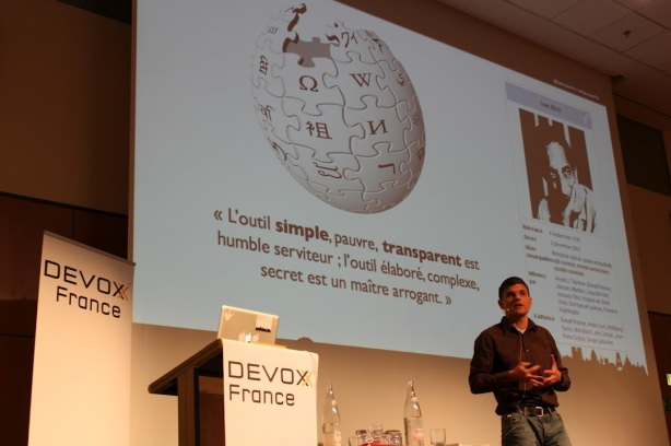 Opening Keynote at Devoxx 2012
